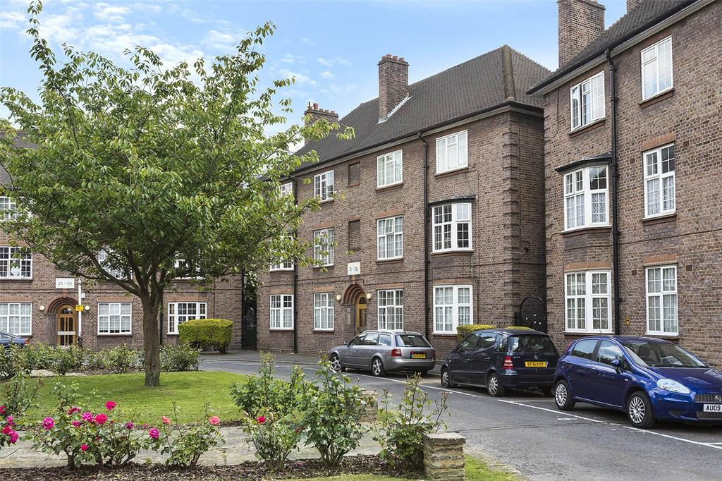2 Bedrooms Flat for sale in Claremont Close, London, N1