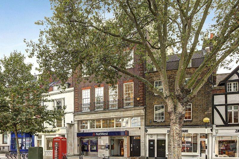 2 Bedrooms Flat for sale in Hampstead High Street, Hampstead, London, NW3