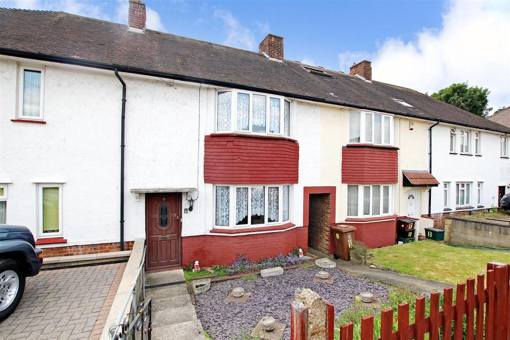 2 Bedrooms Terraced House for sale in Hill Brow, Crayford,