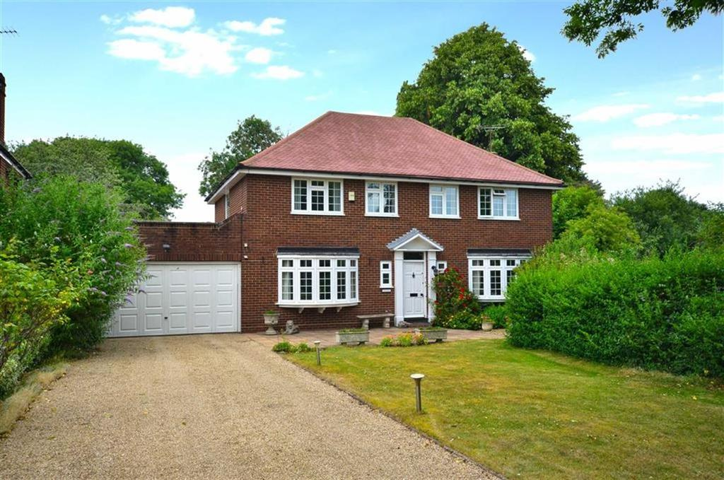 4 Bedrooms Detached House for sale in Parrotts Close, Croxley Green, Hertfordshire