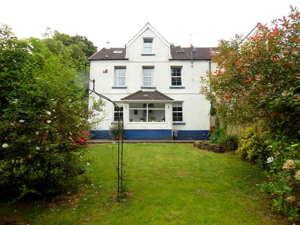 5 Bedrooms Semi Detached House for sale in Frederick Place, Llansamlet, Swansea