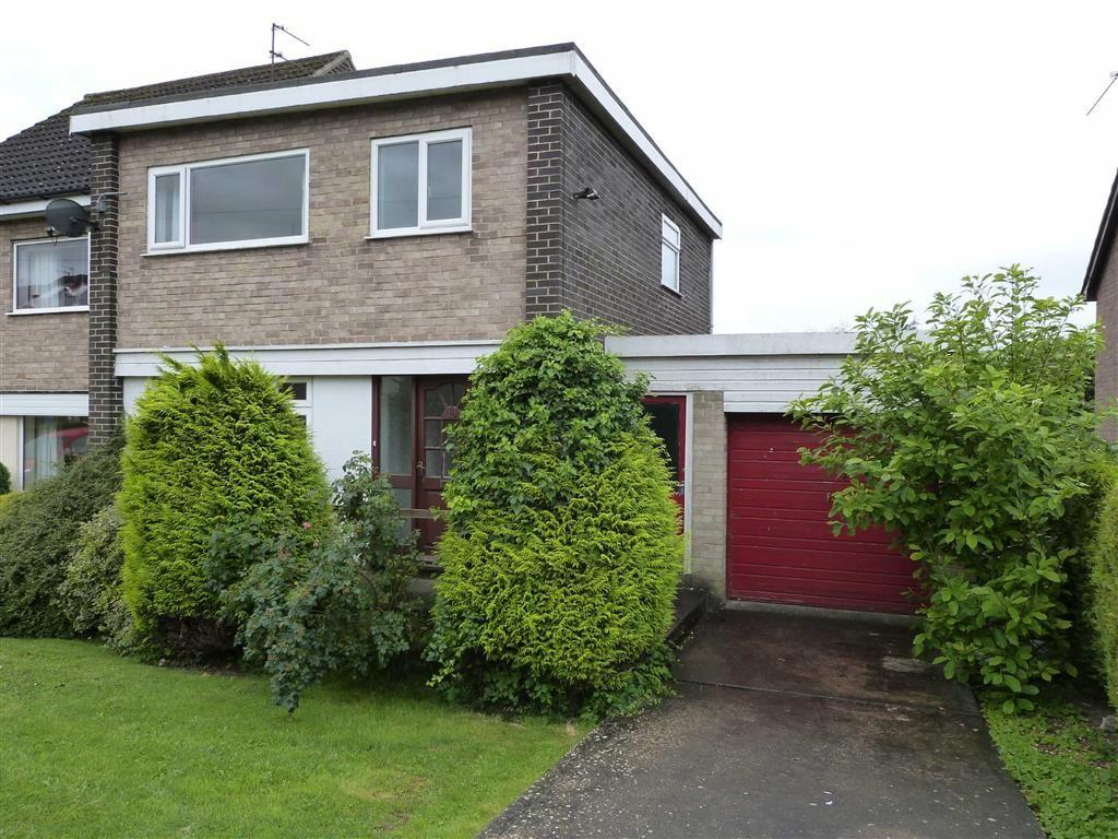 3 Bedrooms Semi Detached House for sale in Chapel Hill Road, Pocklington
