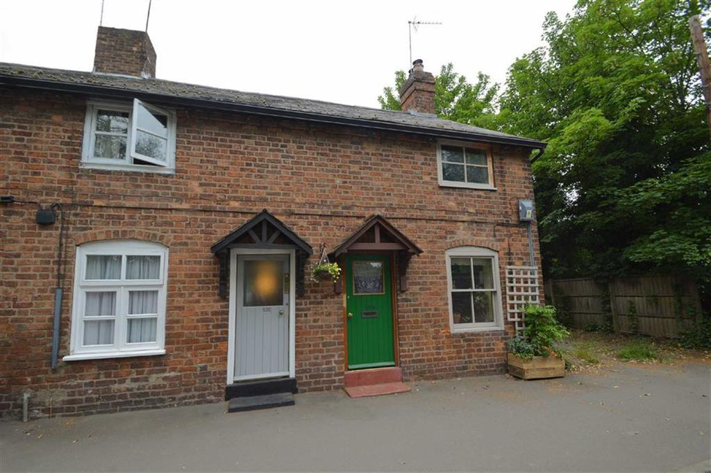2 Bedrooms Terraced House for sale in Longden Road, Shrewsbury