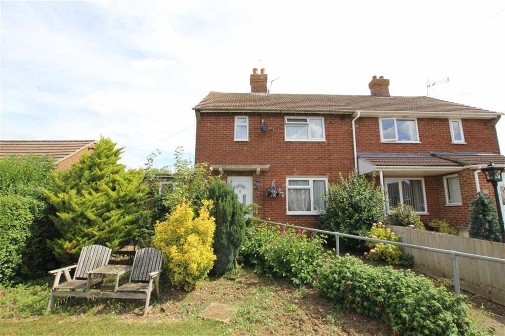 2 Bedrooms Semi Detached House for sale in 38, Waynflete Avenue, Brackley