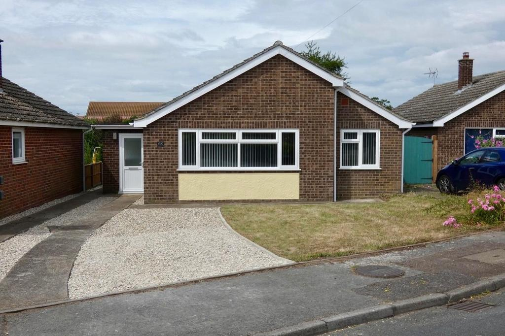 3 Bedrooms Detached Bungalow for sale in Sandgalls Road, Lakenheath