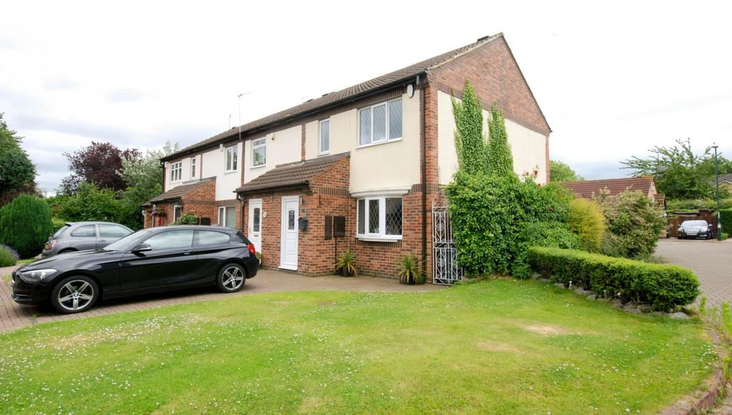 3 Bedrooms Semi Detached House for sale in Innesmoor, Hebburn
