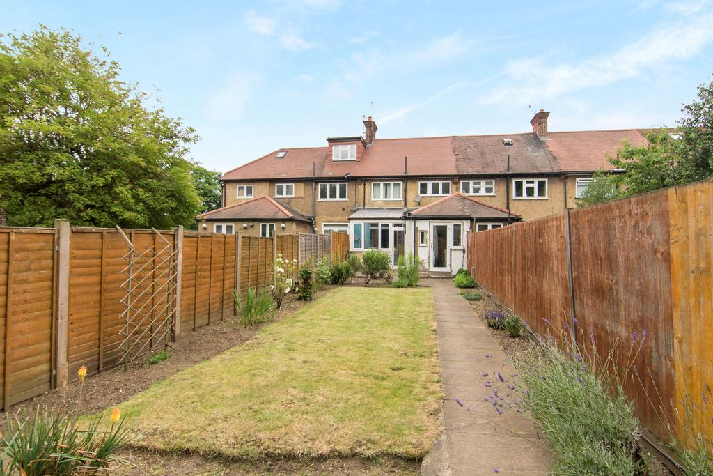 3 Bedrooms House for sale in Manor Gardens, Acton