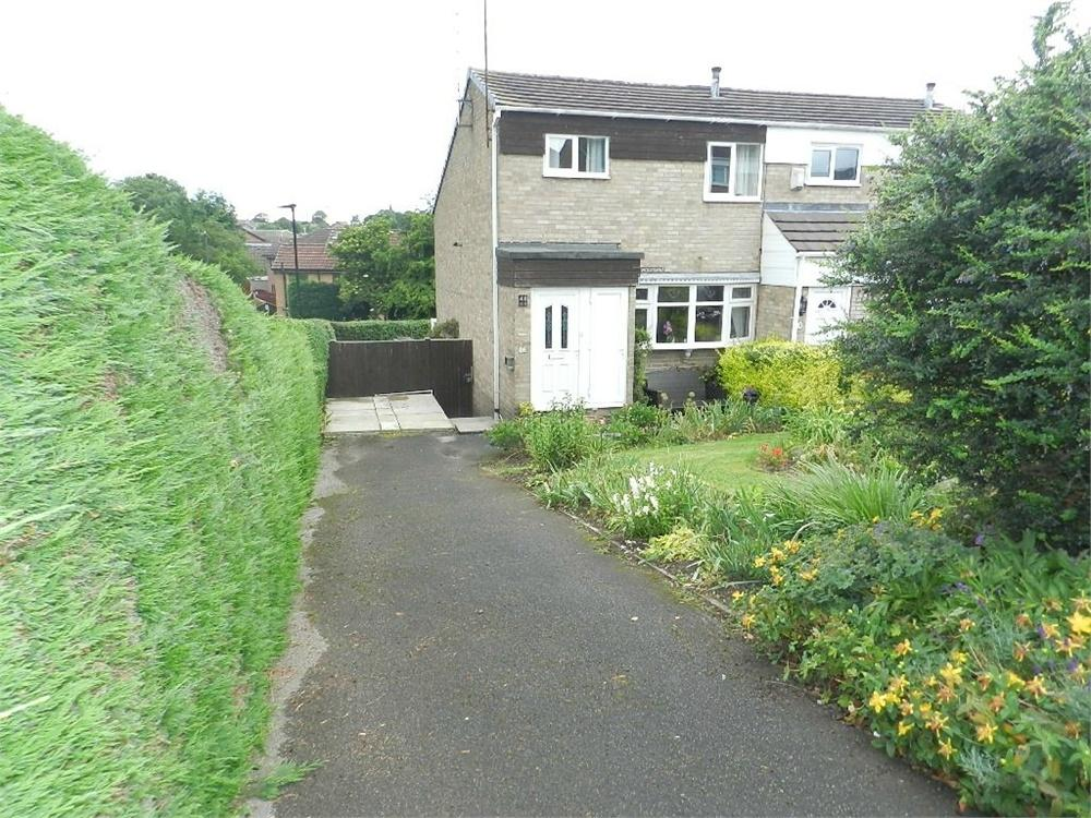 3 Bedrooms Semi Detached House for sale in Willow Crescent, Chapeltown, SHEFFIELD, South Yorkshire