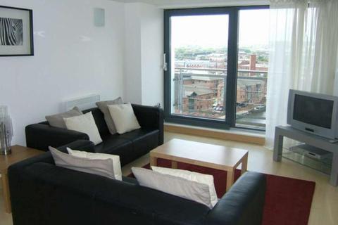 2 bedroom flat to rent - BLUE, 3 LITTLE NEVILLE ST, GRANARY WHARF, LS1 4ED