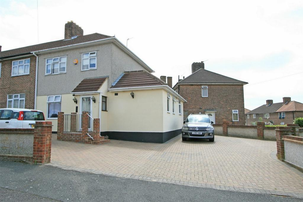 3 Bedrooms End Of Terrace House for sale in Detling Road, BROMLEY, Kent