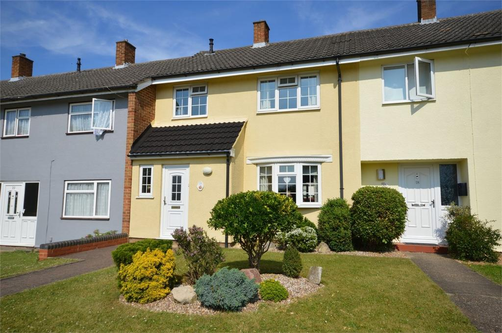 3 Bedrooms Terraced House for sale in 19 East Park, OLD HARLOW, Essex