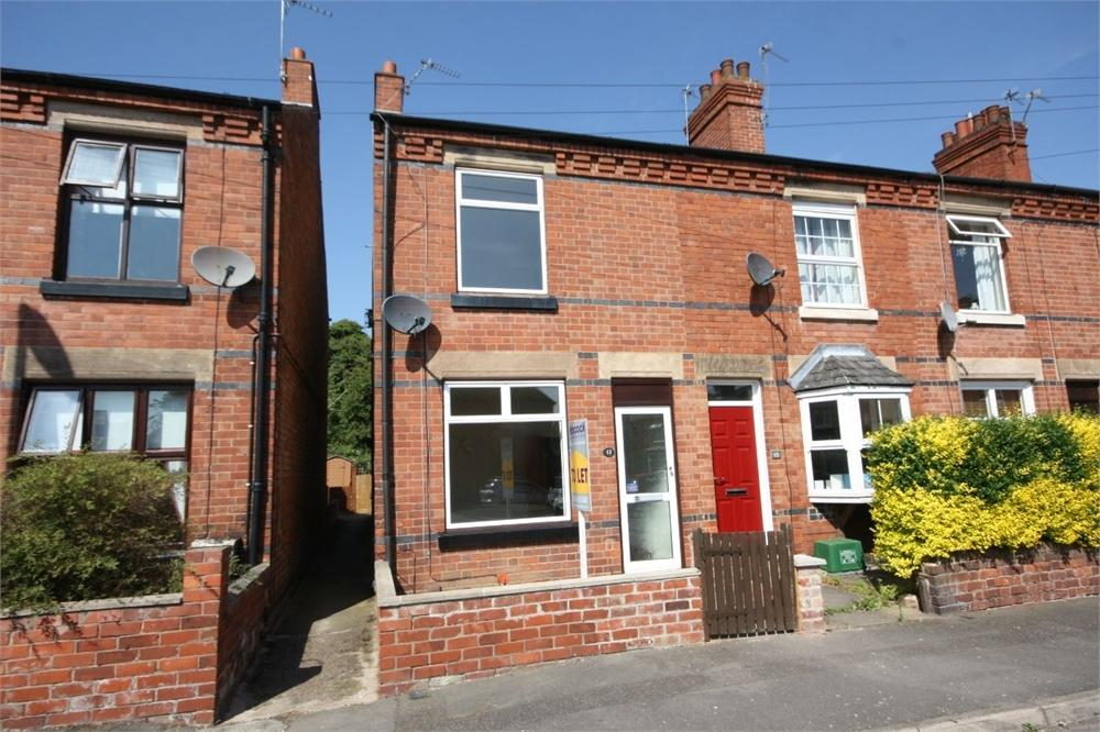 3 Bedrooms End Of Terrace House for sale in Fernie Avenue, Melton Mowbray