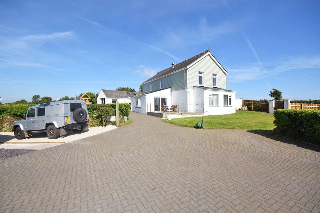 5 Bedrooms Detached House for sale in St Erth, Hayle, West Cornwall, TR27