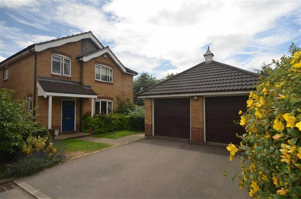 4 Bedrooms Detached House for sale in Suffolk Close, St Albans