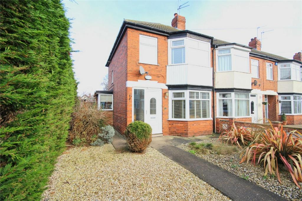 3 Bedrooms Terraced House for sale in Glenwood Drive, Hull, East Riding of Yorkshire