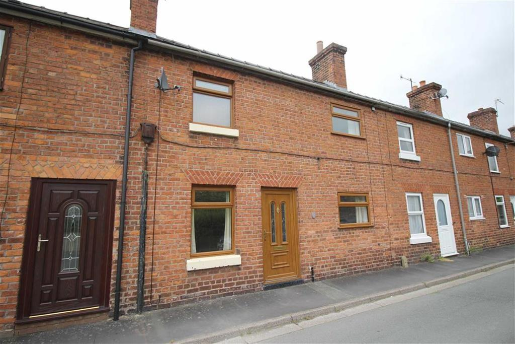 2 Bedrooms Terraced House for sale in 15, Wellington Crescent, Welshpool, Powys, SY21