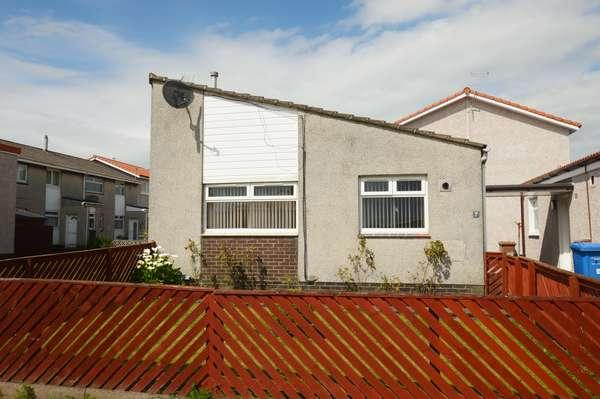 1 Bedroom Detached Bungalow for sale in 7 Stanley Road, Ardrossan, KA22 7DW