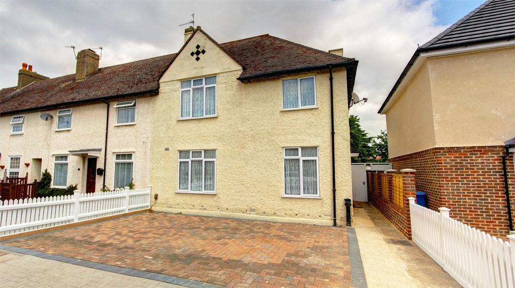 3 Bedrooms End Of Terrace House for sale in Mons Way, Bromley, Kent