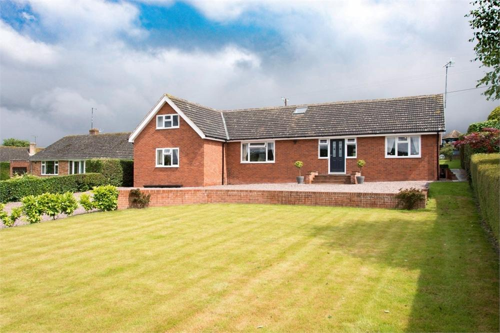 4 Bedrooms Detached House for sale in Kings Pyon, Herefordshire