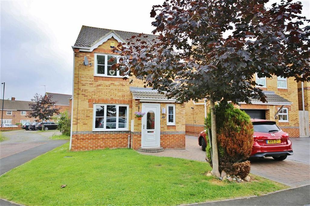 3 Bedrooms Detached House for sale in Halvergate Close, Havelock Park, Sunderland, SR4