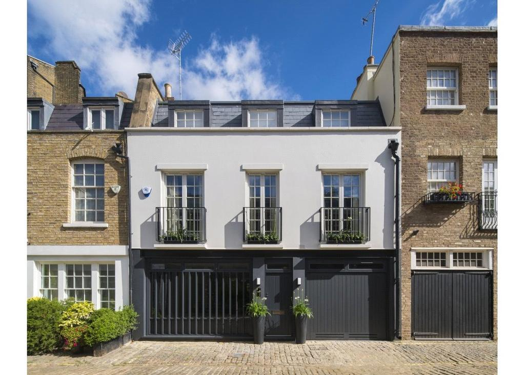 4 Bedrooms Mews House for sale in Hyde Park Gardens Mews, Hyde Park, London, W2