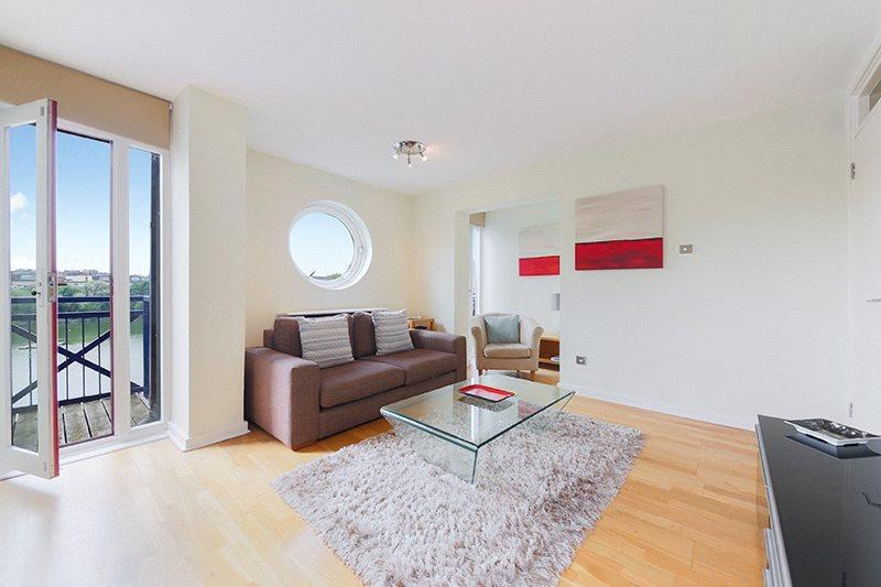 2 Bedrooms Flat for sale in Newlands Quay, London, E1W