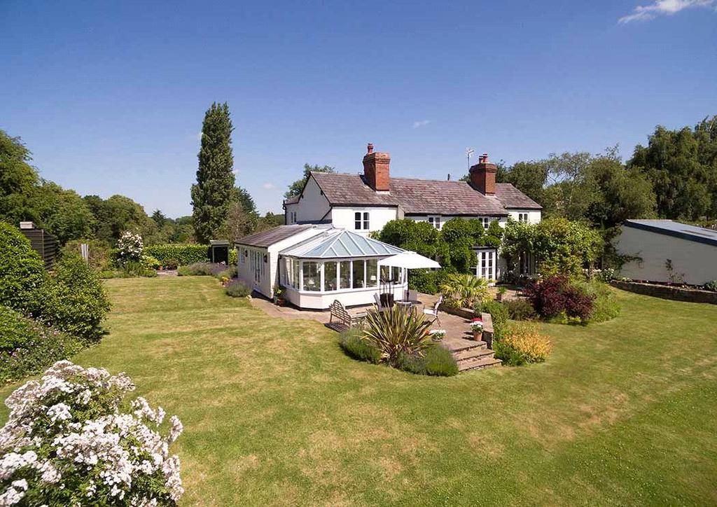 5 Bedrooms Detached House for sale in Suckley, Worcester, Worcestershire, WR6