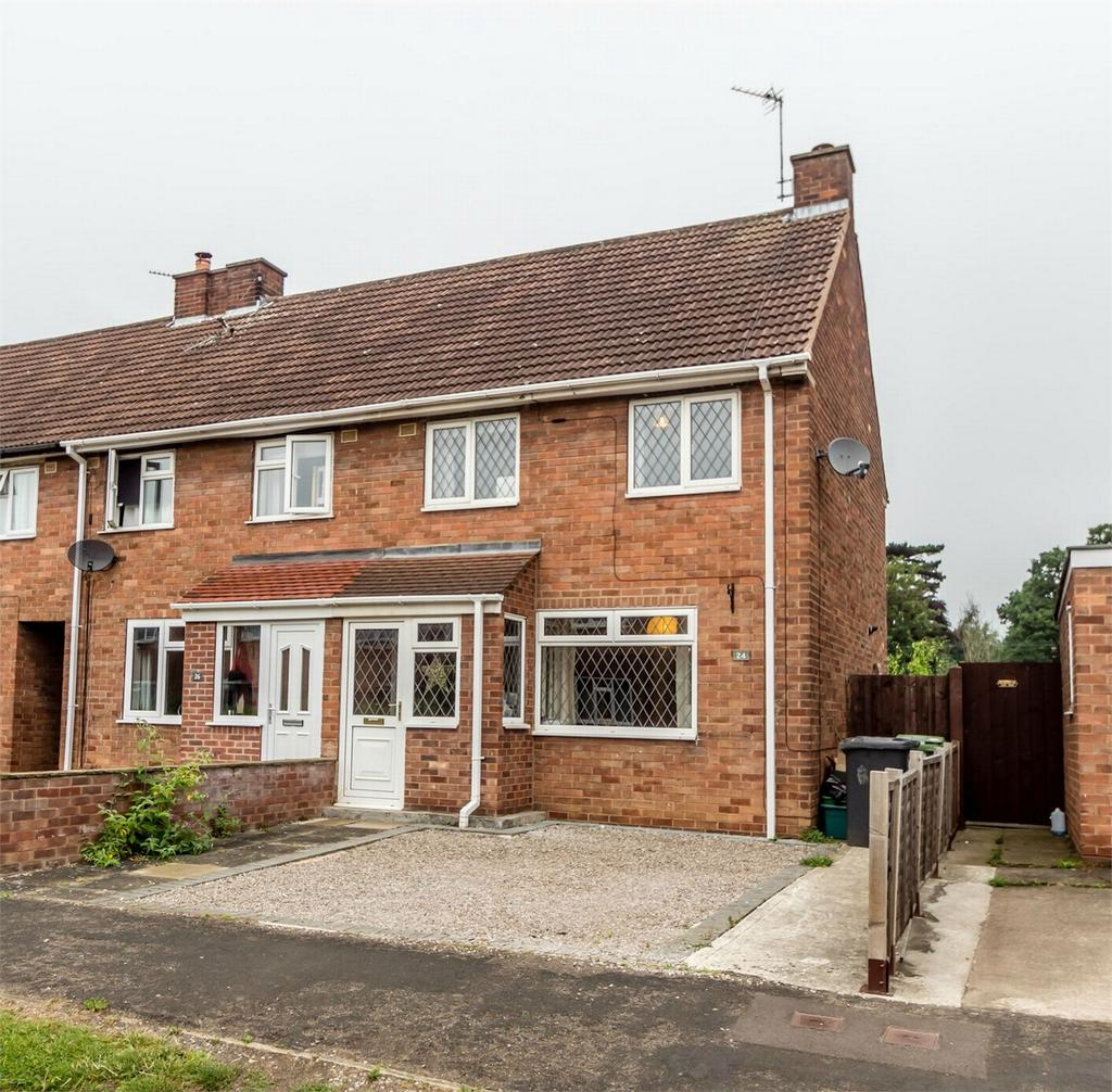 2 Bedrooms End Of Terrace House for sale in Nursery Drive, Holgate, YORK
