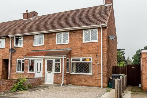 2 bedroom end of terrace house for sale - Nursery Drive, Holgate, YORK