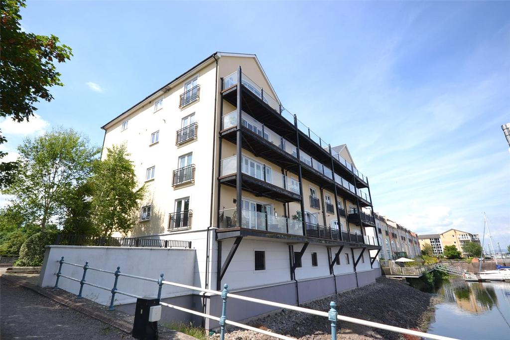 2 Bedrooms Apartment Flat for sale in The Meridian, Penarth Portway, Penarth Marina, Penarth, CF64