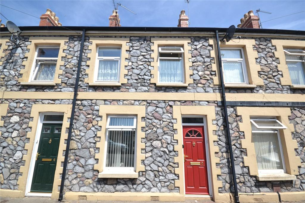2 Bedrooms Terraced House for sale in Zinc Street, Adamsdown, Cardiff, CF24