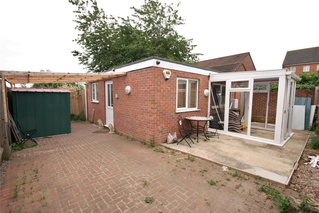 1 Bedroom Detached Bungalow for sale in Dysart Road, Grantham, NG31
