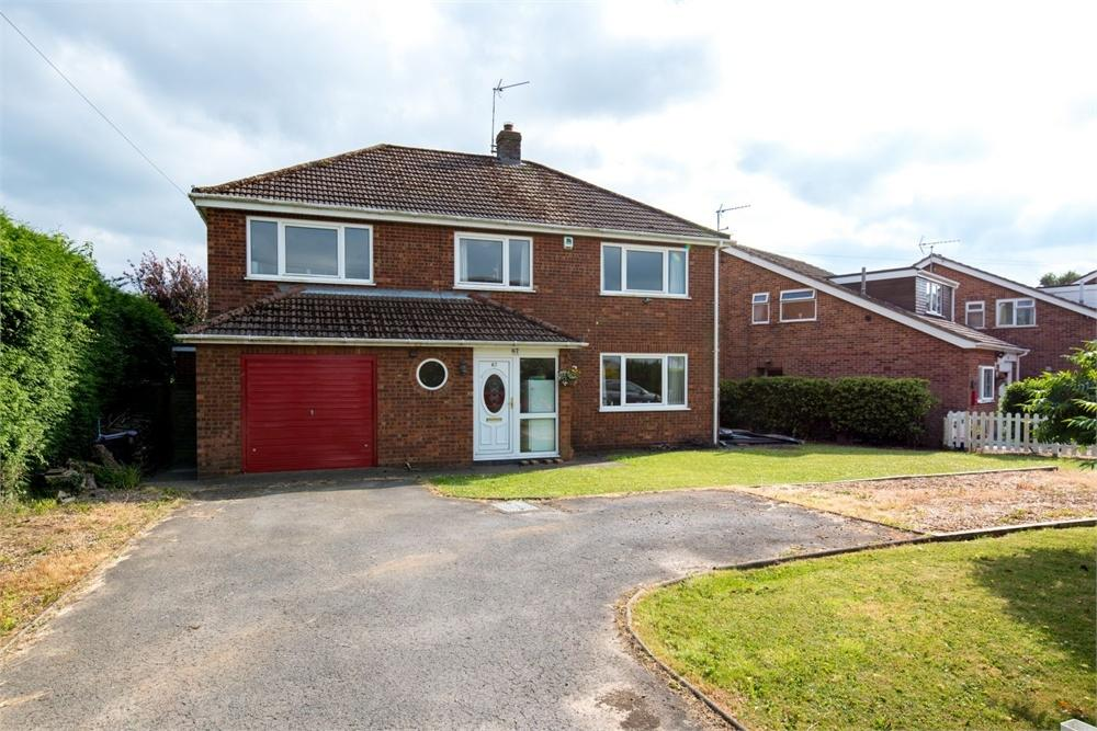 4 Bedrooms Detached House for sale in Middlegate Road West, Frampton, Boston, Lincolnshire