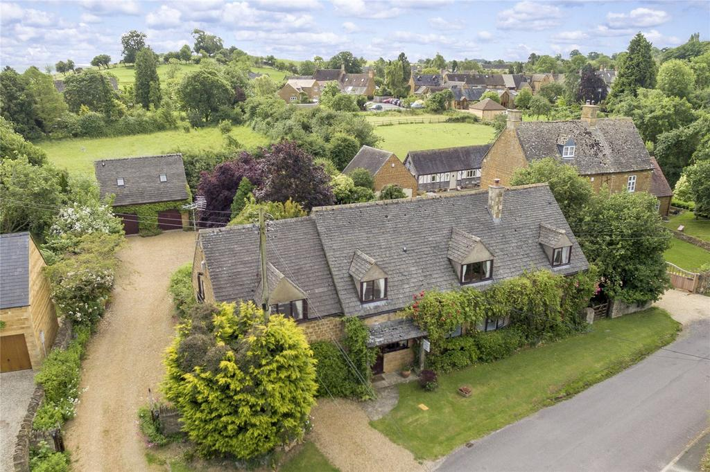 5 Bedrooms Detached House for sale in Ilmington, Shipston-on-Stour