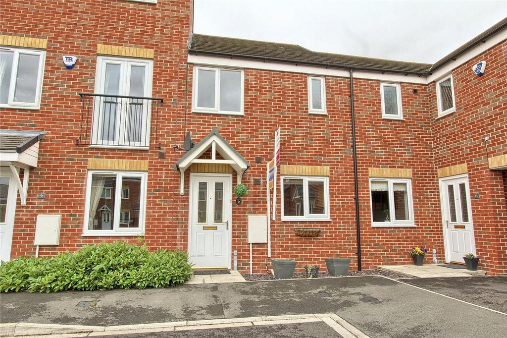 2 Bedrooms Terraced House for sale in Pipistrelle Court, The Elms