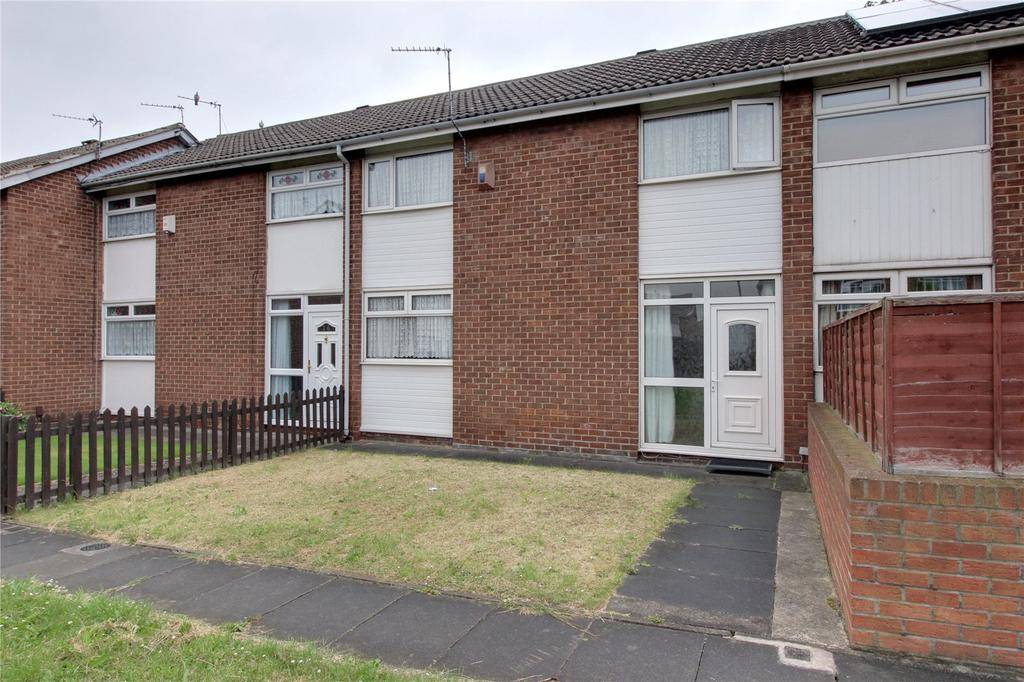 3 Bedrooms Terraced House for sale in Tenby Close, Eston
