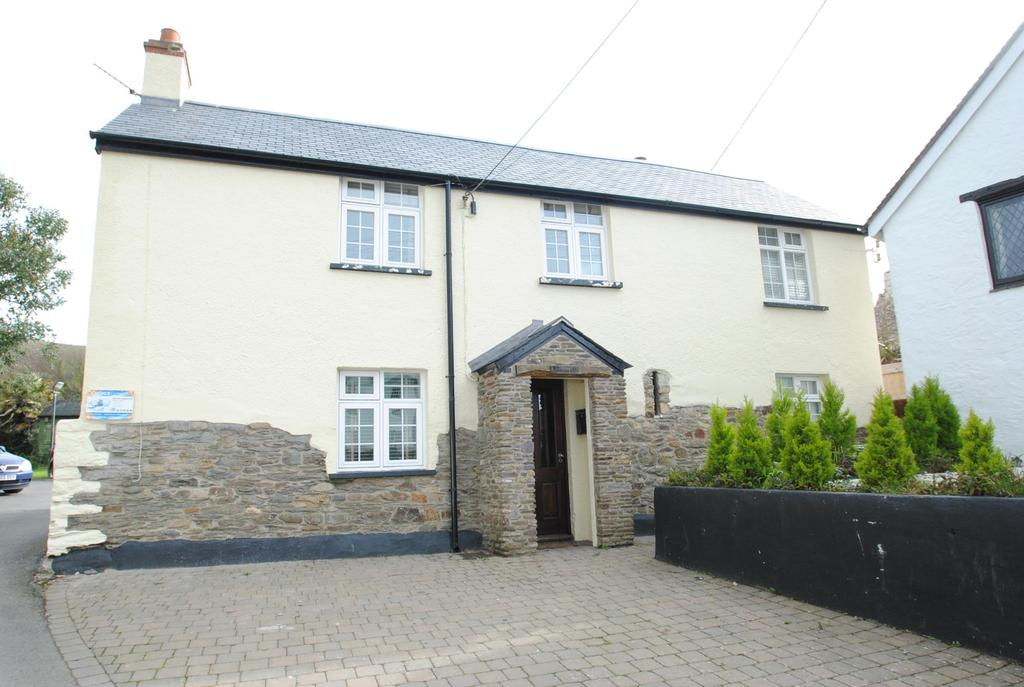 4 Bedrooms Detached House for sale in Hobbs Hill, Croyde