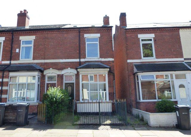 3 Bedrooms End Of Terrace House for sale in Johnson Road,Erdington,Birmingham