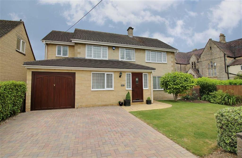 4 Bedrooms Detached House for sale in Quietways, Stonehouse, Gloucestershire