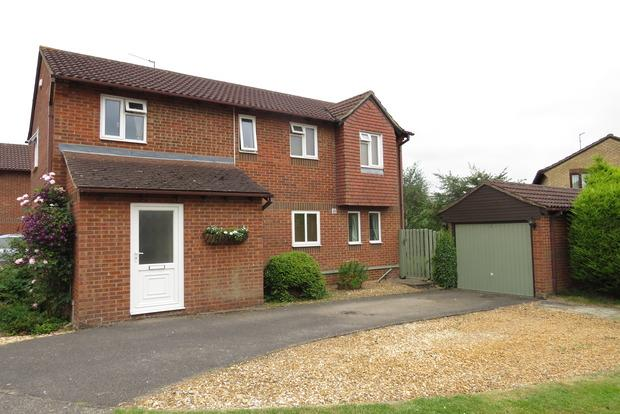 4 Bedrooms Detached House for sale in Provence Court, Northampton, NN5