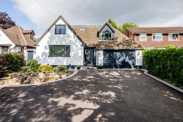 4 Bedrooms Detached House for sale in Lichfield Road,Four Oaks,Sutton Coldfield
