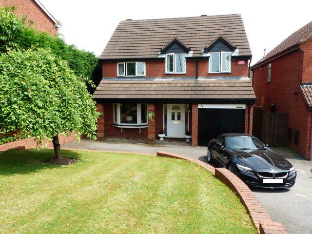 4 Bedrooms Detached House for sale in Aldridge Road,Streetly,Sutton Coldfield
