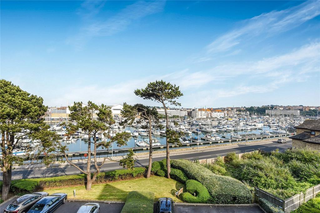 2 Bedrooms Penthouse Flat for sale in Weymouth, Dorset