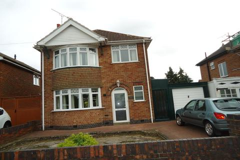 3 bedroom detached house for sale - Kingsway North, Leicester, LE3