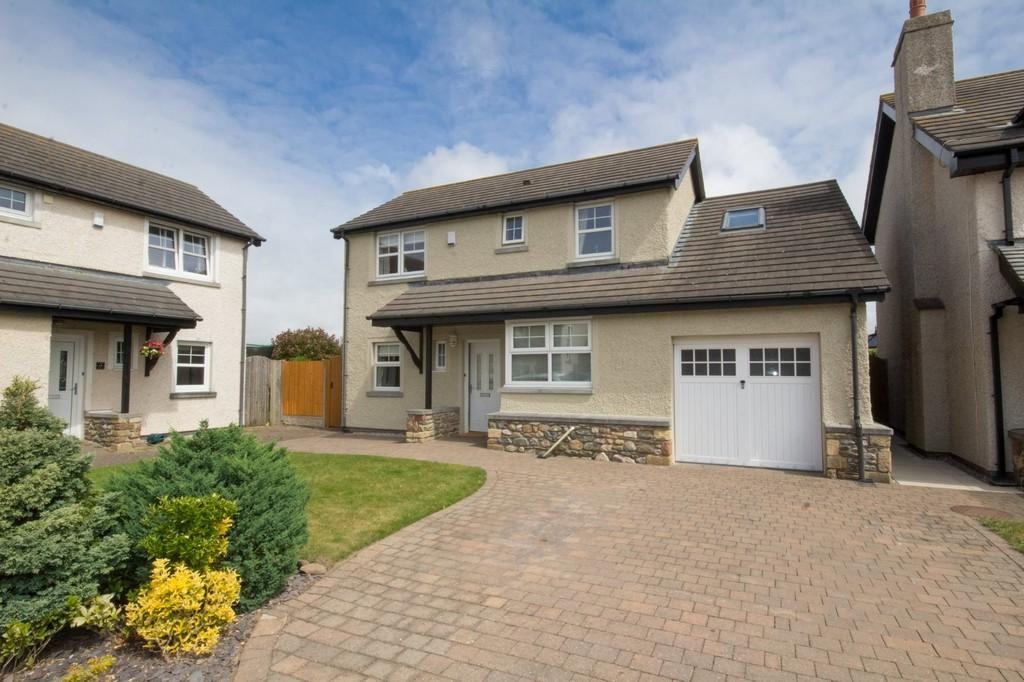 4 Bedrooms Detached House for sale in Waver Court , Barrow-In-Furness