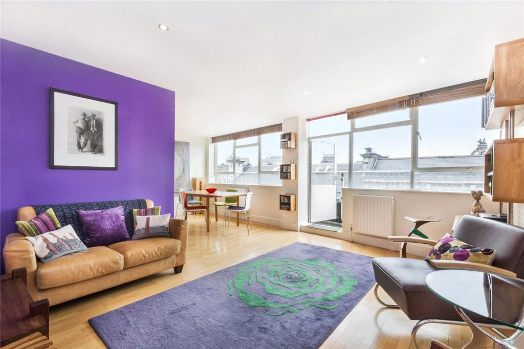 3 Bedrooms Flat for sale in St. Martin's Lane, London