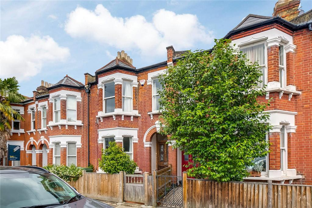 5 Bedrooms Terraced House for sale in Paynesfield Avenue, London