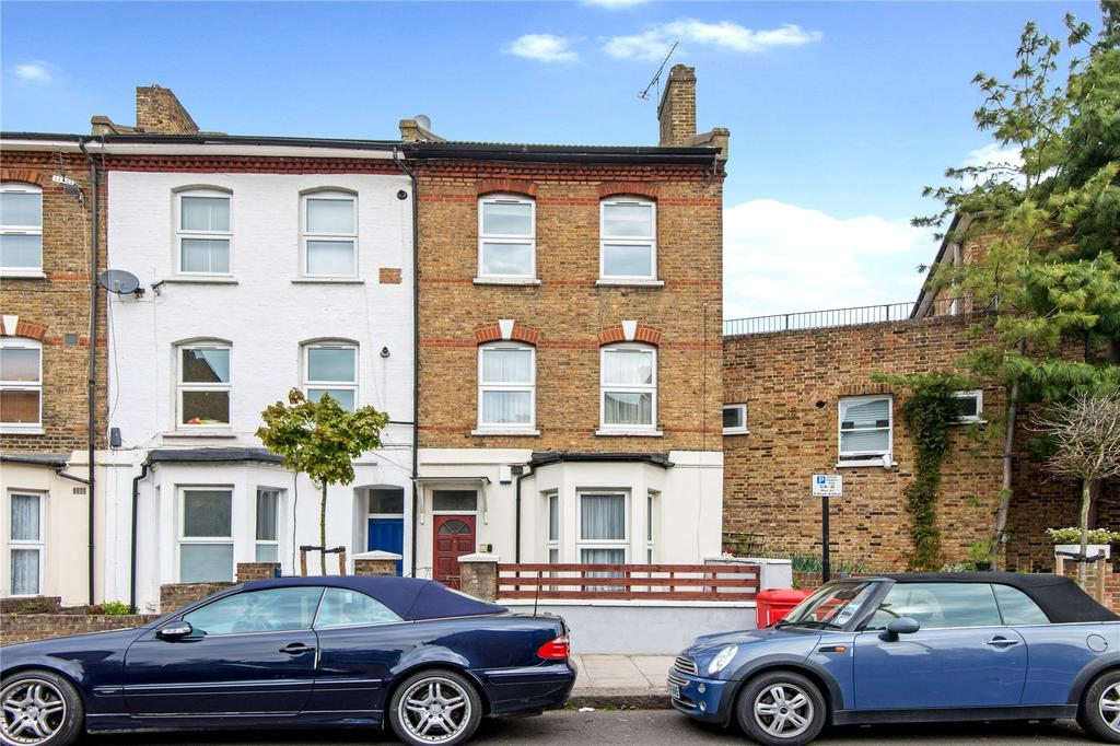 4 Bedrooms Terraced House for sale in Loveridge Road, West Hampstead, London