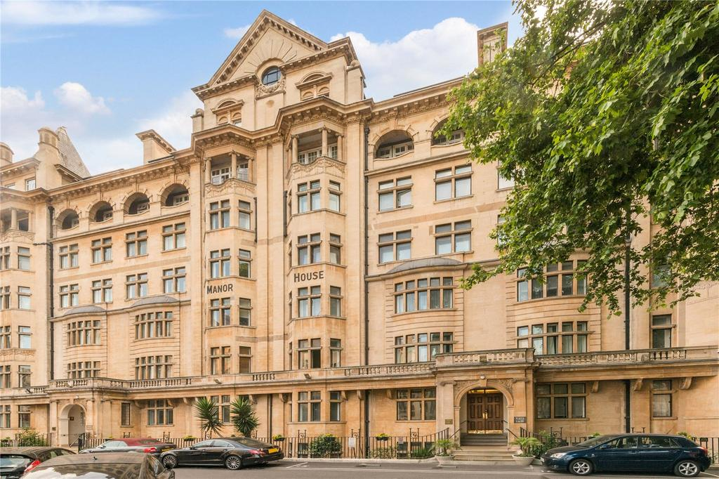 4 Bedrooms Flat for sale in Manor House, Marylebone Road, London