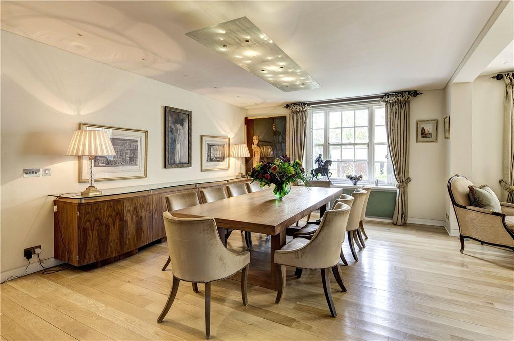 4 Bedrooms Flat for sale in St. Stephens Close, Avenue Road, London
